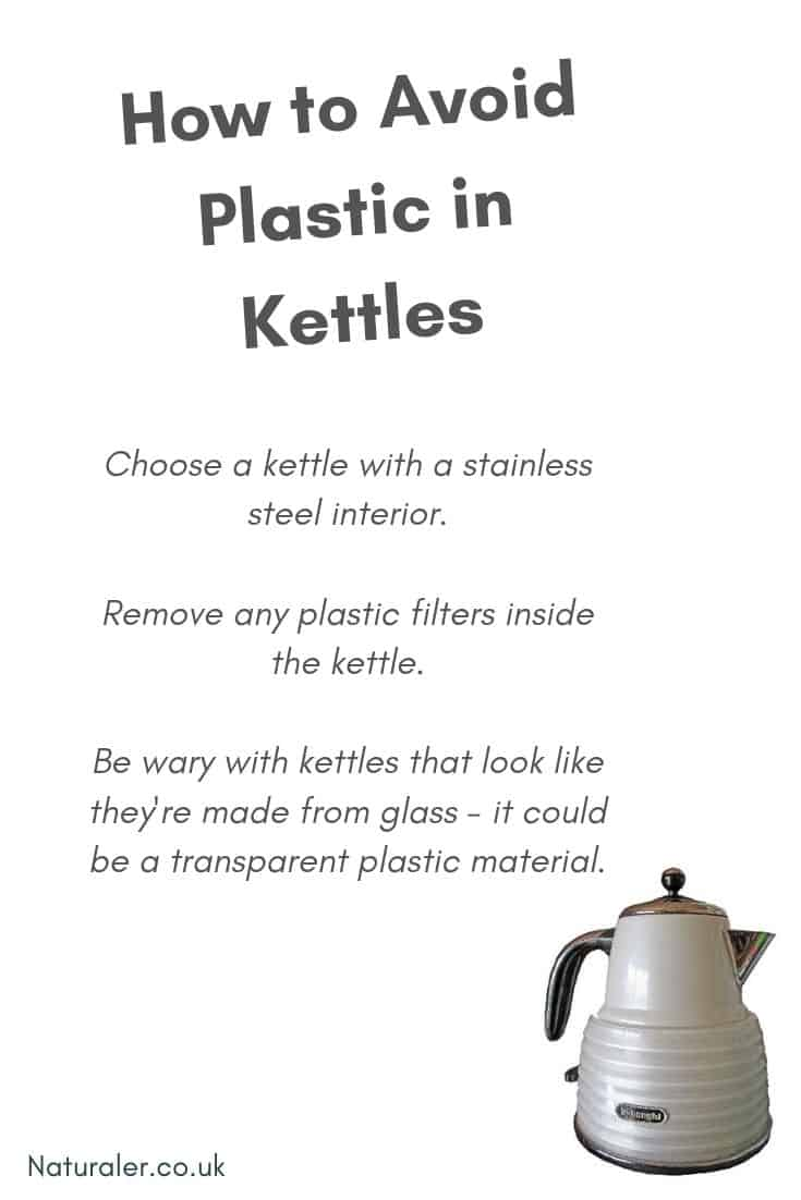 How to Avoid Plastic in Kettles