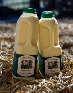 Hurdlebrook Raw Milk
