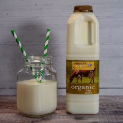 Gazegill Organics Raw Milk