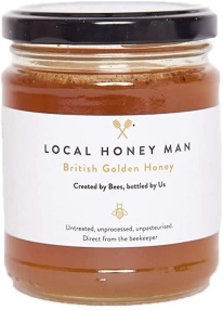 Local Honey Man British Golden Honey