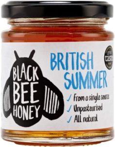 Black Bee Summer Honey