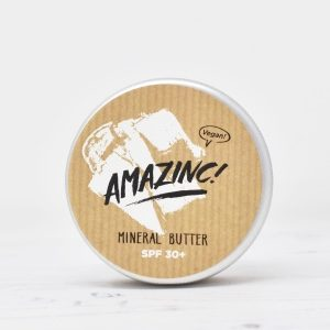 Mineral Butter Suncream by Amazinc