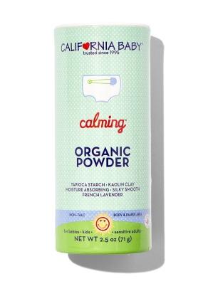 Calming Organic Powder California Baby
