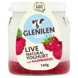 Glenilen Farm Raspberry Yoghurt