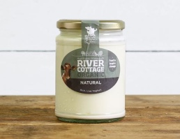 Brown Cow Organics plastic free yoghurt