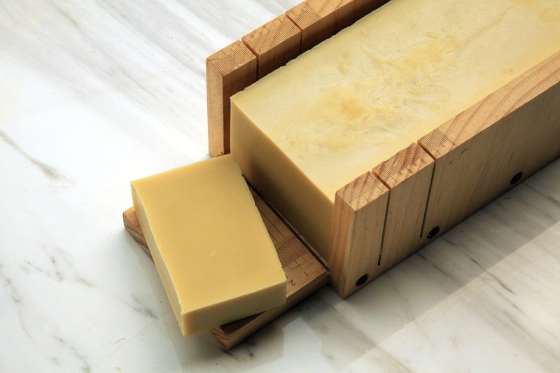 Blocks of Castile Soap
