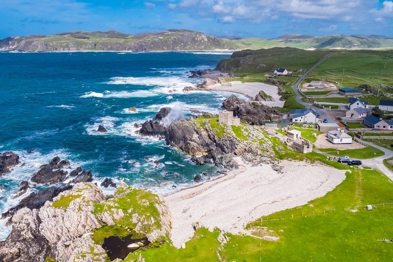 Isle of Doagh Inishowen