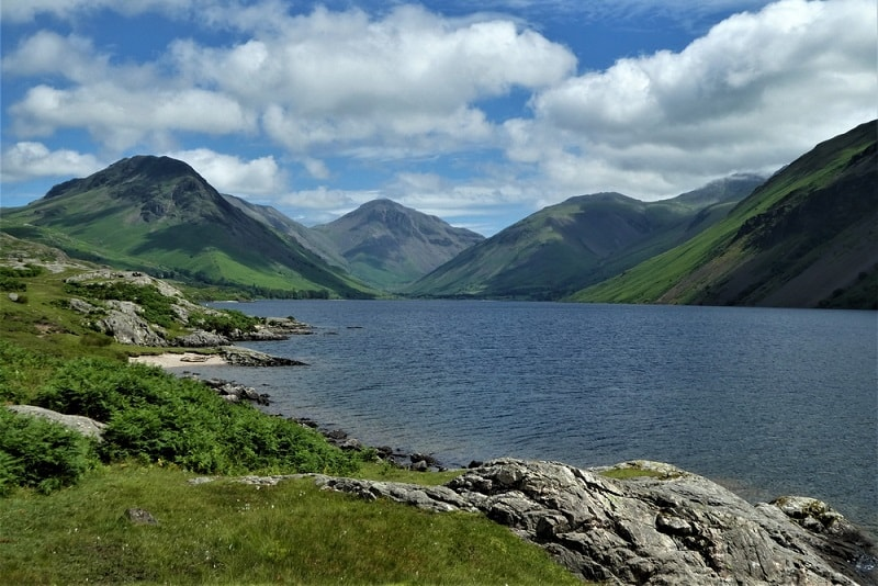 Wasdale Head Lake District